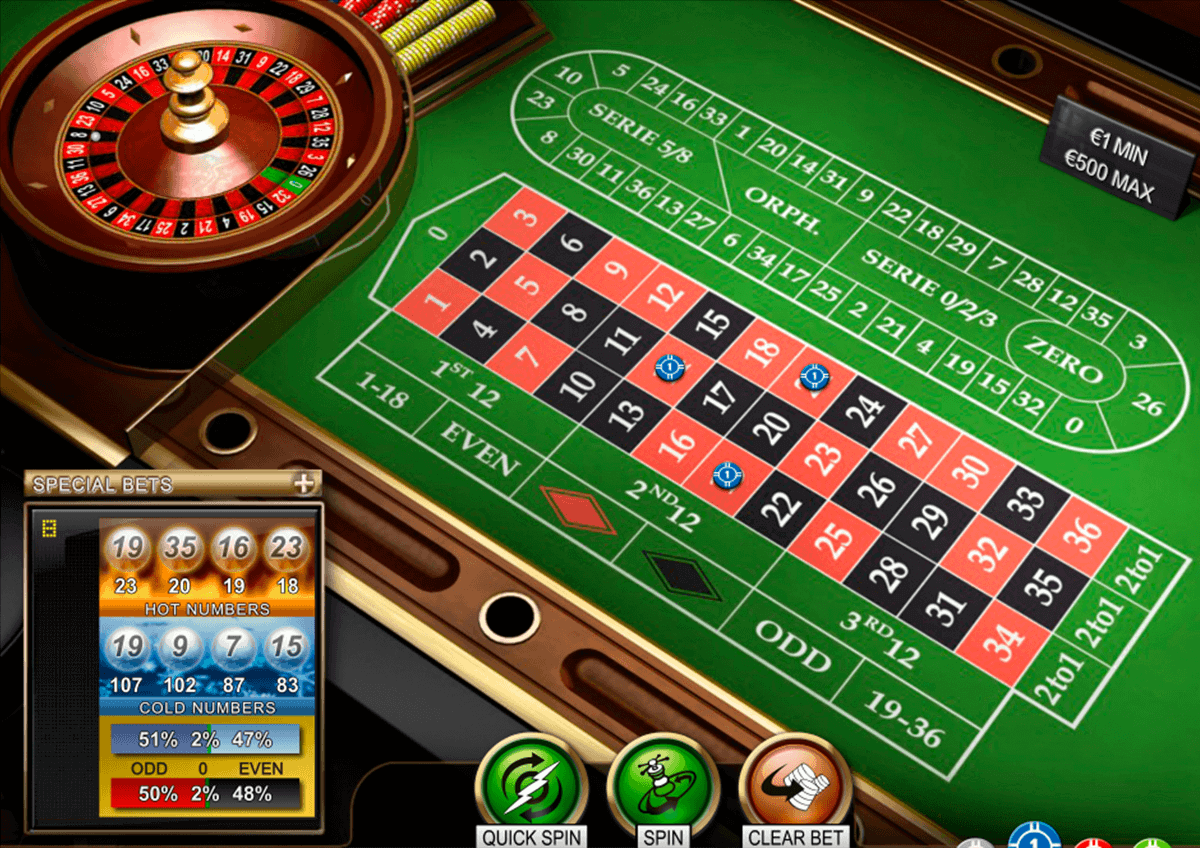 Get The Immense Feel Of Joy with Roulette