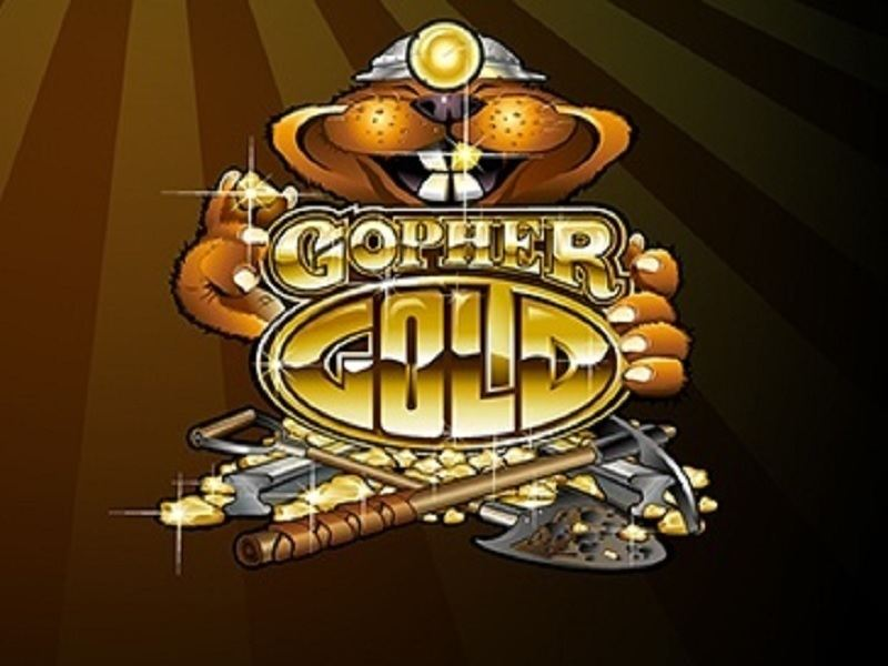 Gopher Gold Pokies Based On Concept Of Gold Of The Gambling World