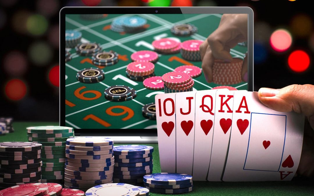 Virtual wallets transactions in online casinos1
